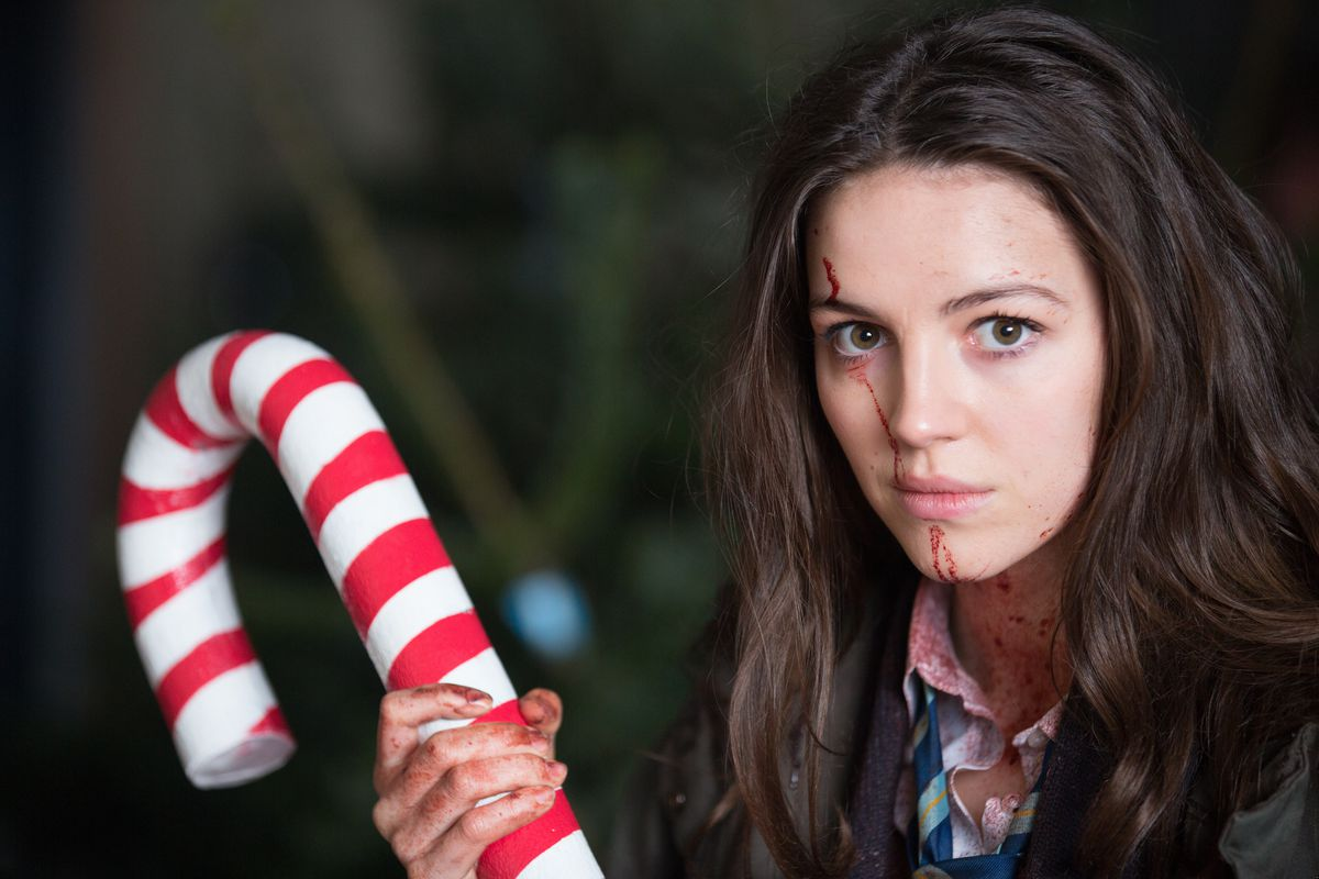anna and the apocalypse is everything the words scottish christmas