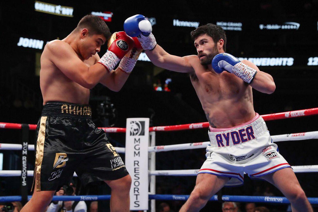 D5ww7J7UwAAMuId.0 - Ryder wipes out Akkawy in three, wins interim WBA title