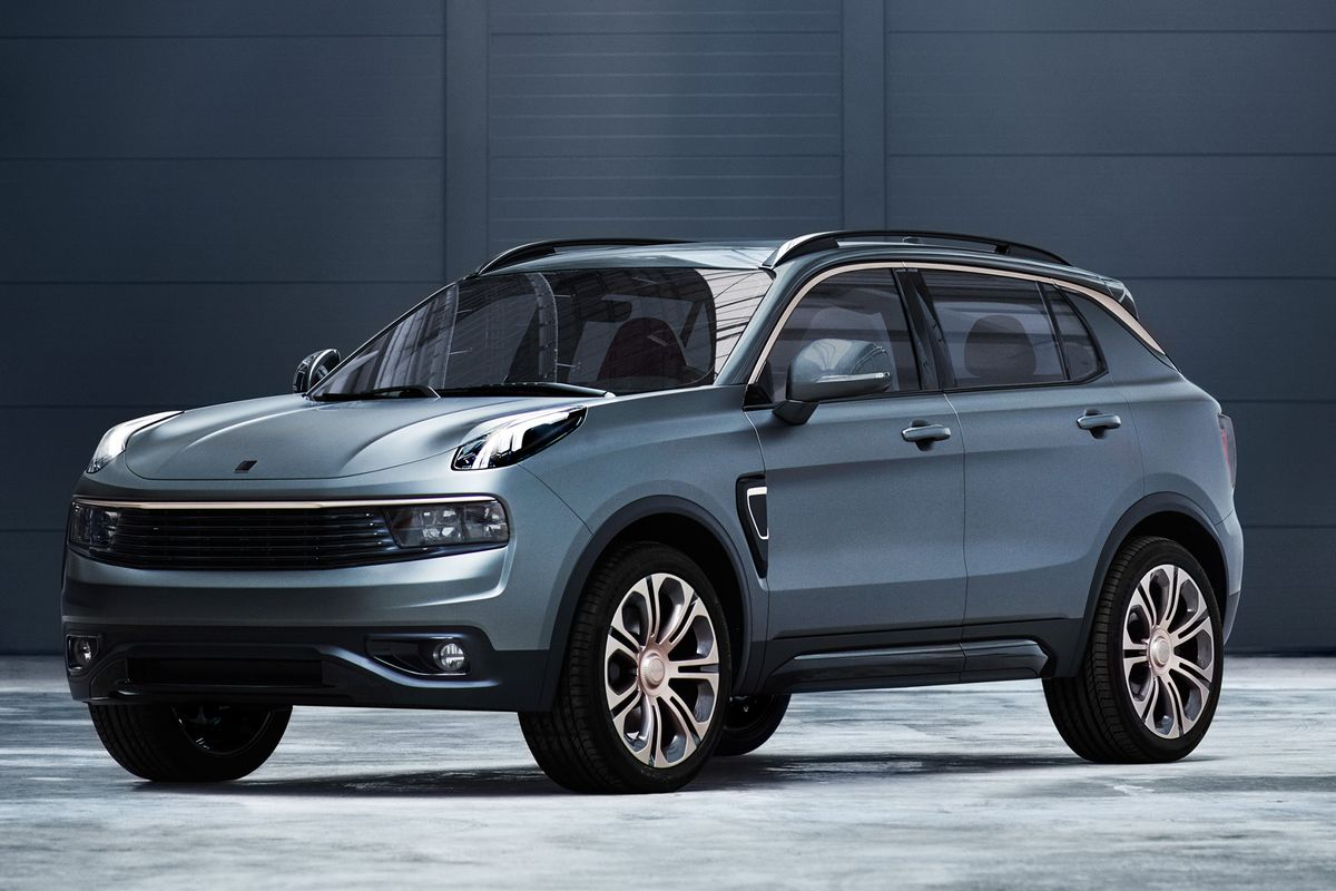 Lynk Co Is A New Car Brand That Was Born Digital The Verge