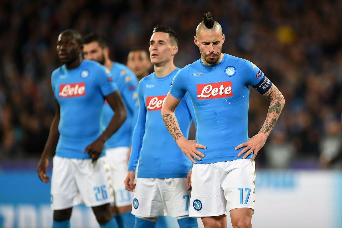 SSC Napoli v Real Madrid CF - UEFA Champions League Round of 16: Second Leg