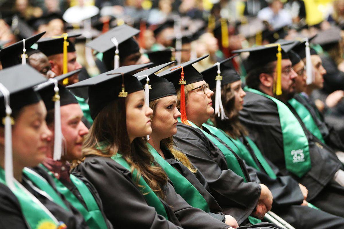 Uvu Graduation 2020.Uvu Still Largest As Enrollment Climbs At Nearly All Utah