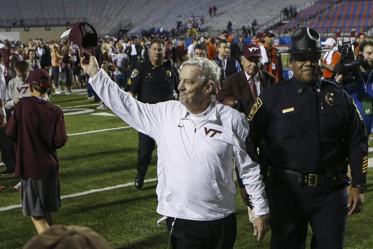 NCAA Football: Independence Bowl-Tulsa vs Virginia Tech