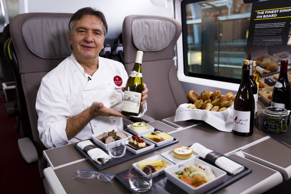 Eurostar Paris to London bans spirits and wine in alcohol luggage policy