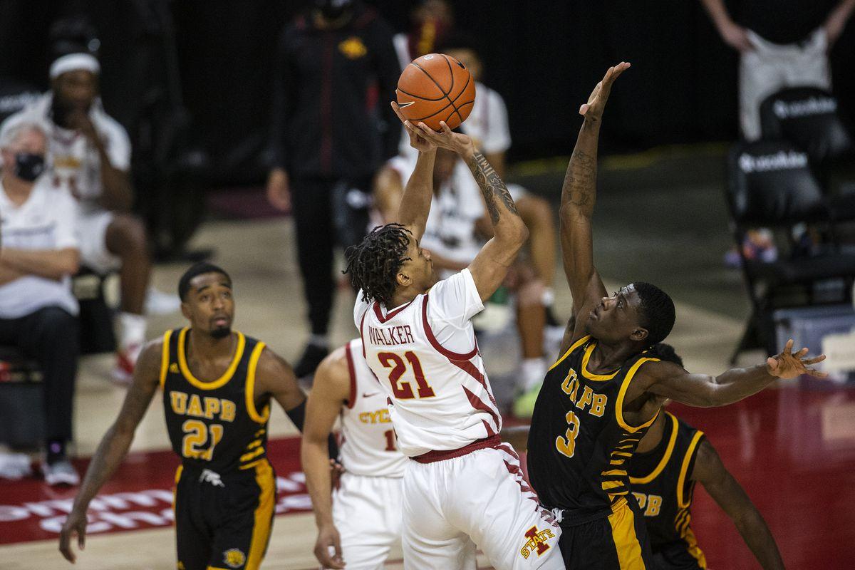 NCAA Basketball: Arkansas-Pine Bluff at Iowa State