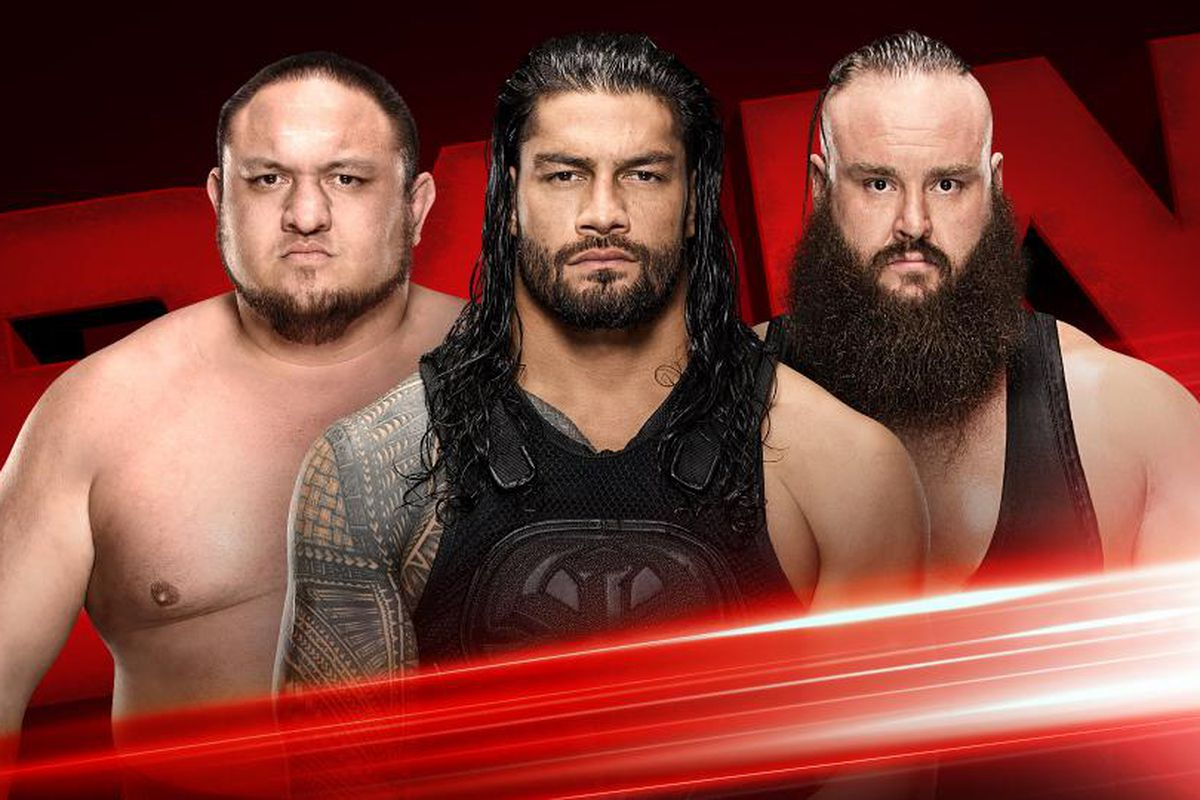 WWE Raw Results Live Blog July Triple Threat Cageside - 2017 july 31