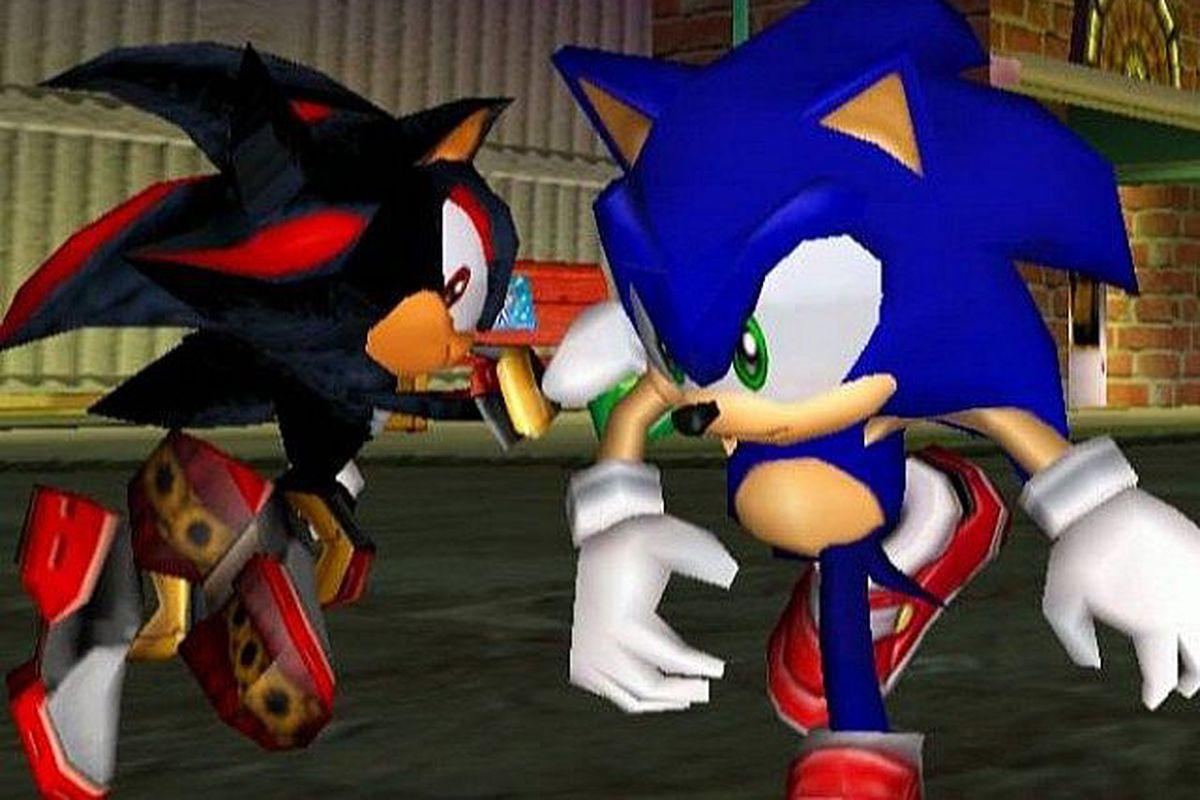 Sonic Adventure 2 Hits Steam Today Alongside Battle Mode Dlc Polygon
