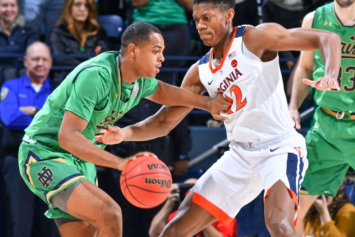 Quick Recap: Notre Dame Men's Basketball Blown Out By #3 ...