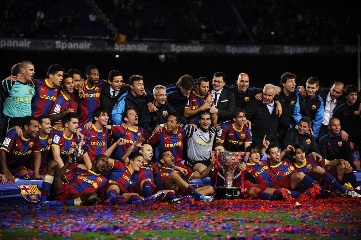 Can the Blaugrana get back to (La Liga) winning ways this coming season?