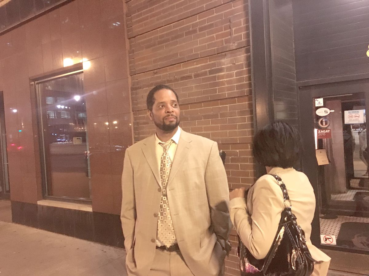 """""""It was a very laid-back, social, nonchalant nice evening. There was no business discussed whatsoever,"""" Ald. Anthony Beale (9th) said after the dinner meeting. 
