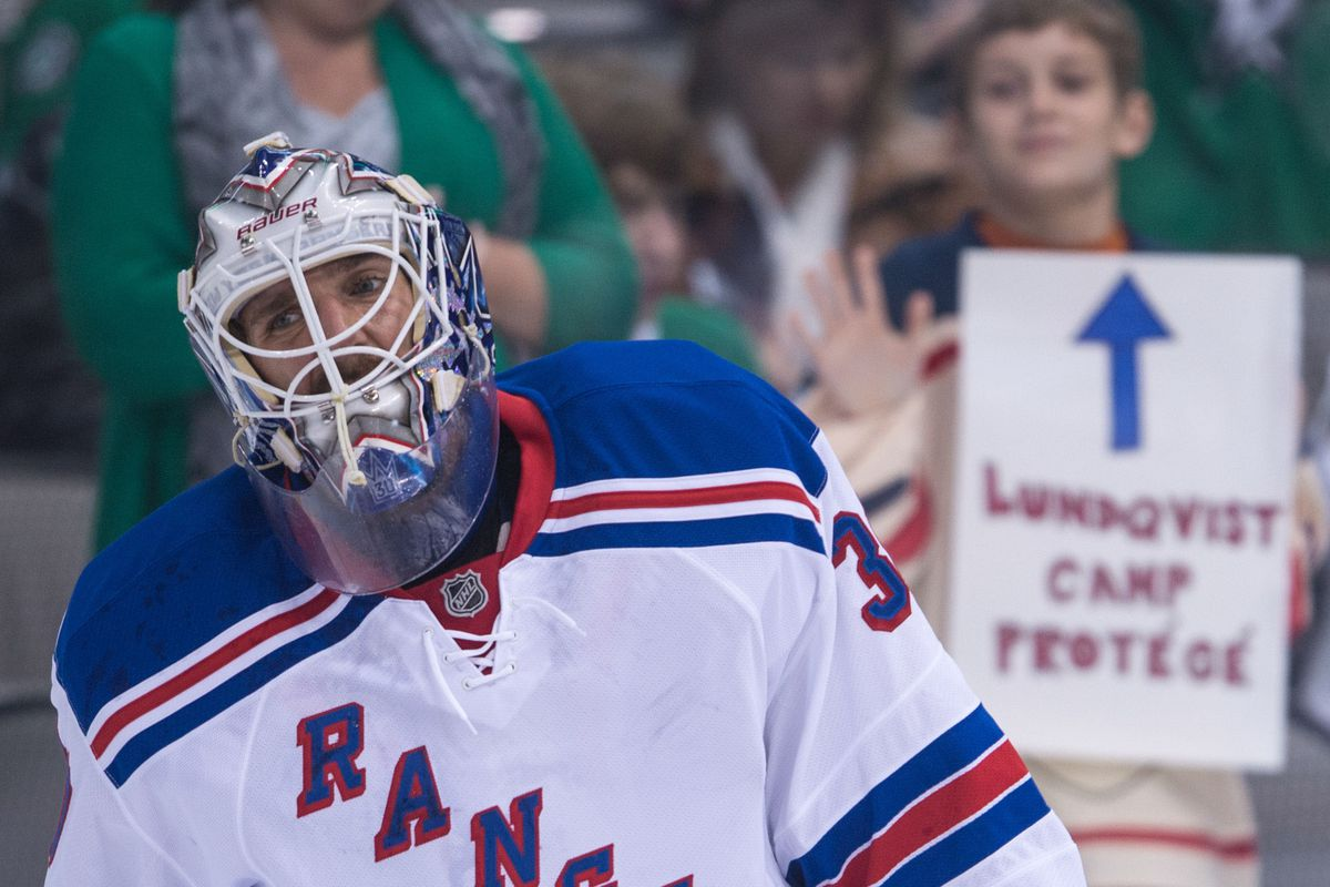 Henrik Lundqvist And The Tradeoffs Of A Long Term Contract
