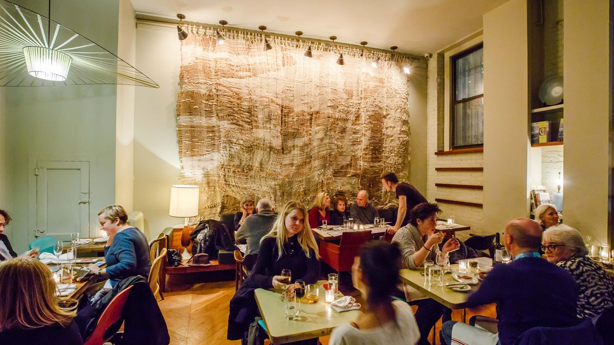 Nyc S Top Restaurants Of 2017