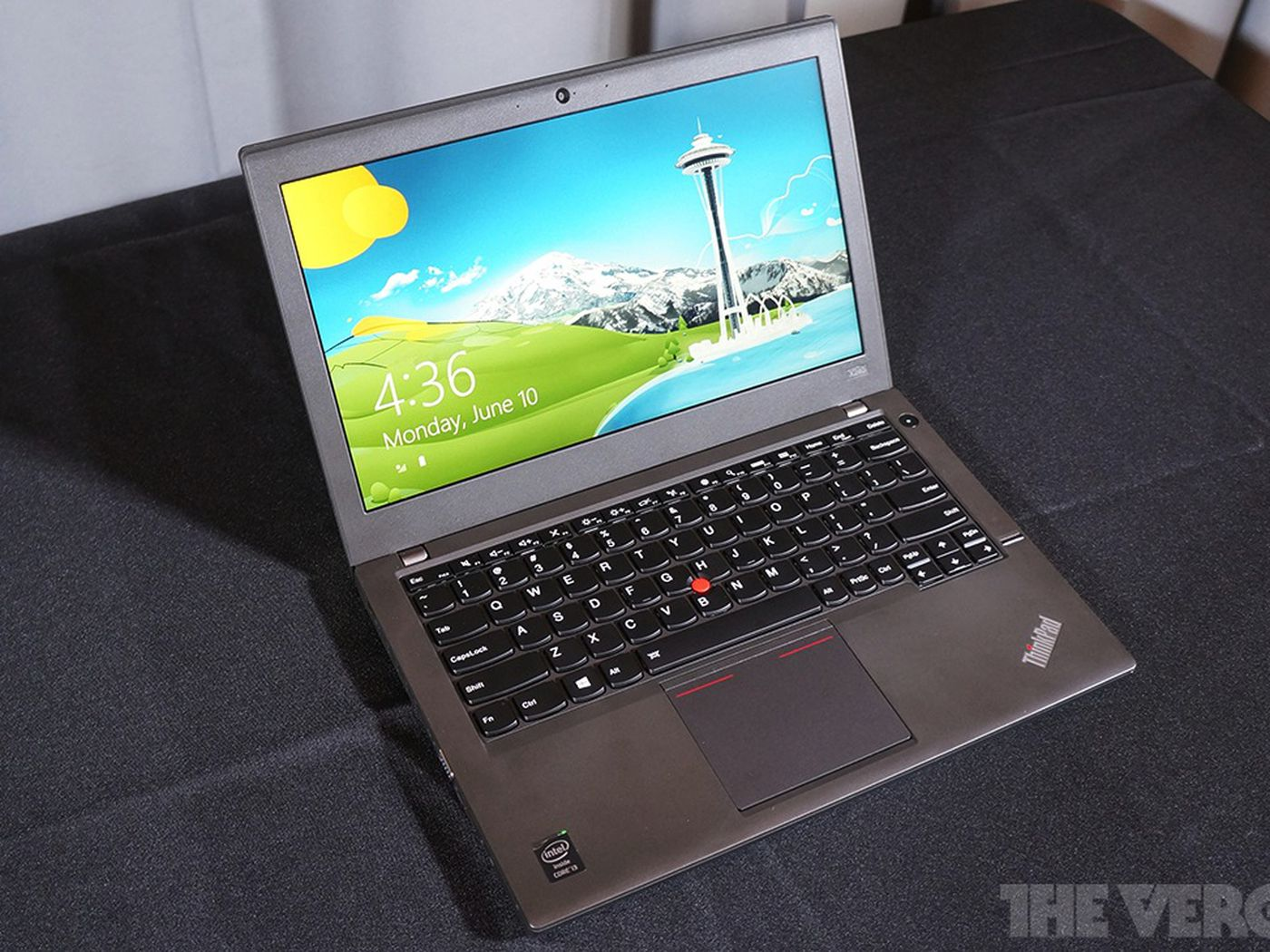 Lenovo's new ThinkPads have smaller bodies, bigger trackpads