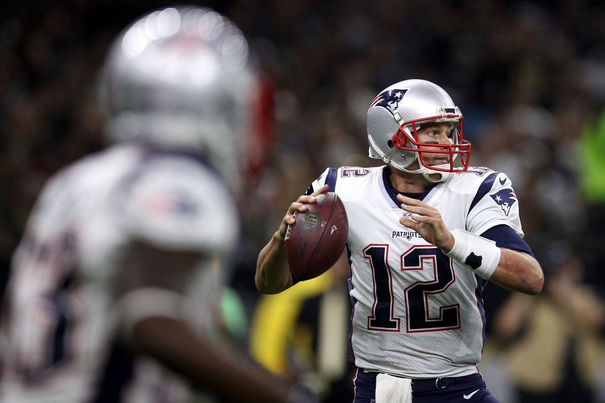 What Patriots QB Tom Brady s peers have said over the last five years of  NFL  Top 100  rankings - Pats Pulpit f292d565f