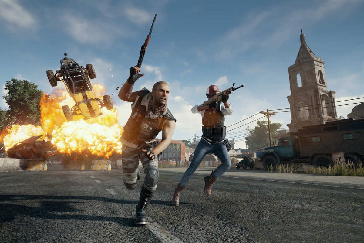 Pubg Starts Testing Free Version To Better Take On Fortnite The Verge