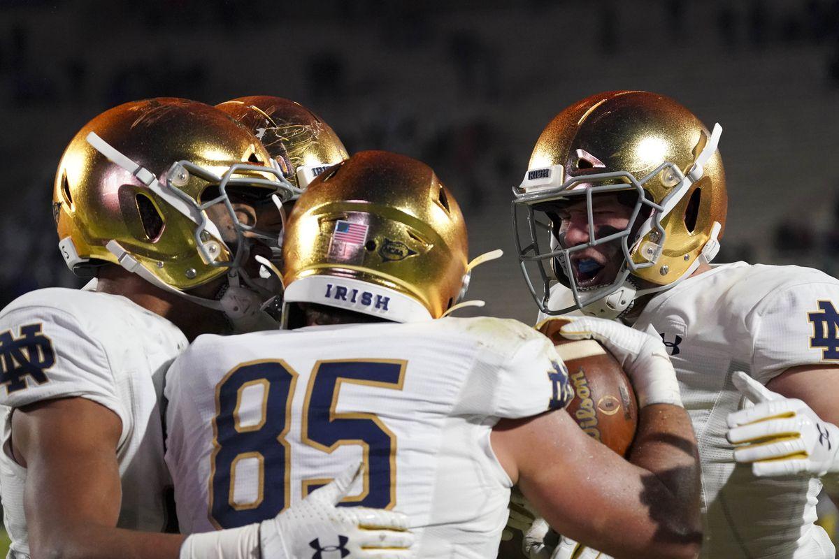 NCAA Football: Notre Dame at Duke