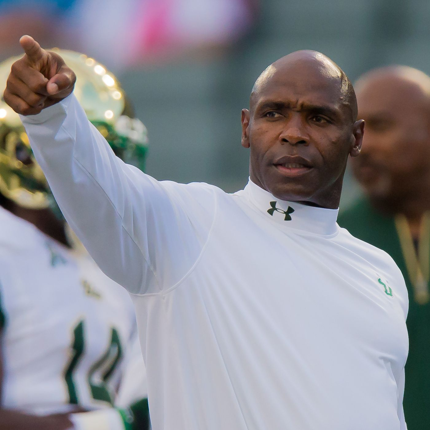 Charlie Strong should be Ole Miss' No  1 target, here's why