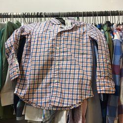 Boy's sport shirt, size 6/7, $15