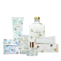 """<b>Lollia """"Wish"""" Eau de Parfum, The Complete Story, $194</b> at The Beauty Company, 2325 Polk Street The first time I smelled Lollia """"Wish"""" it transported me to another place. Days later I couldn't stop thinking about drenching myself in the vanilla bean"""
