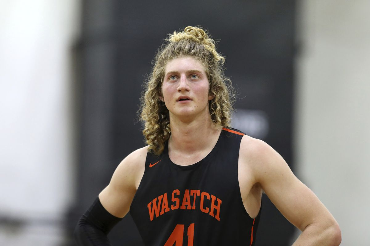 Utah Utes receive commitment from elite Wasatch Academy prospect Caleb Lohner