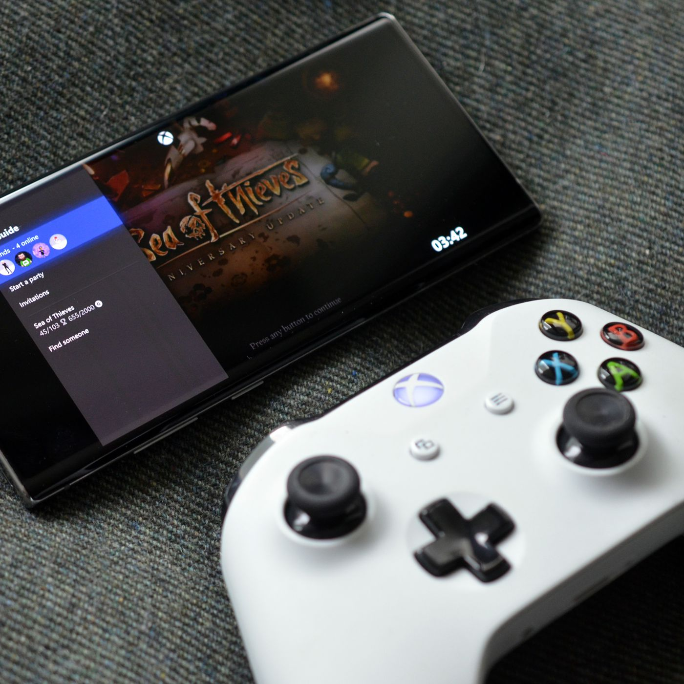 theverge.com - Tom Warren - Hands-on with Microsoft's xCloud game streaming service