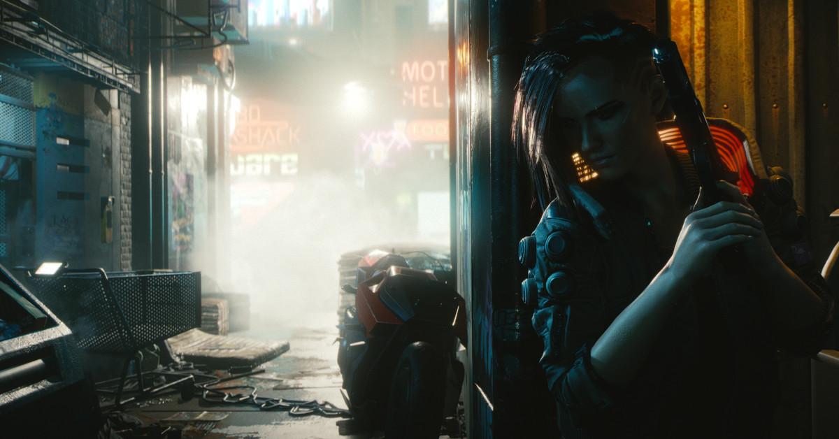 photo image Cyberpunk 2077 is part RPG, part shooter, part GTA-style mayhem
