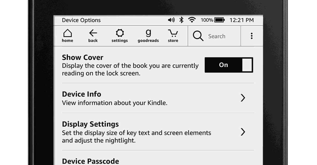 Amazon adds blindingly obvious Kindle feature to make book covers your lockscreen thumbnail