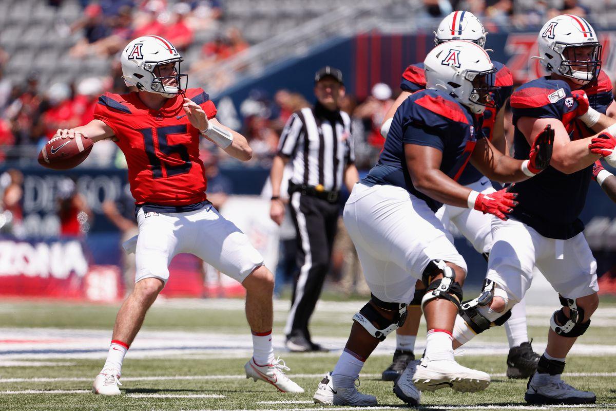 arizona-wildcats-football-preseason-position-battles-quarterback-running-back-linebacker-safety-2021