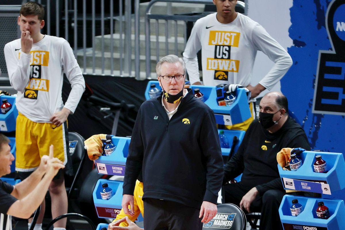 NCAA Basketball: NCAA Tournament-Oregon at Iowa