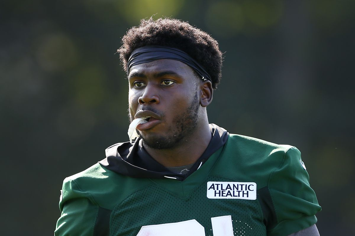 Quincy Enunwa out for season with neck injury