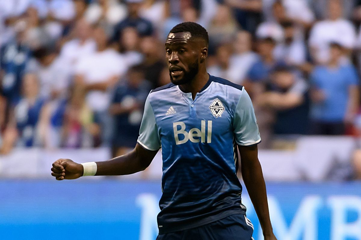 MLS: Seattle Sounders FC at Vancouver Whitecaps FC