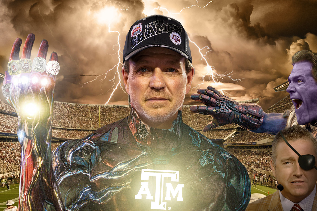 THE TAILGATE: A Graphical Preview of Texas A&M vs. Alabama