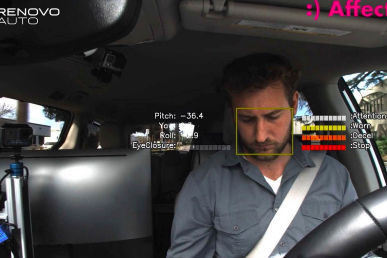 we need self driving cars that can monitor our attention along with our emotions
