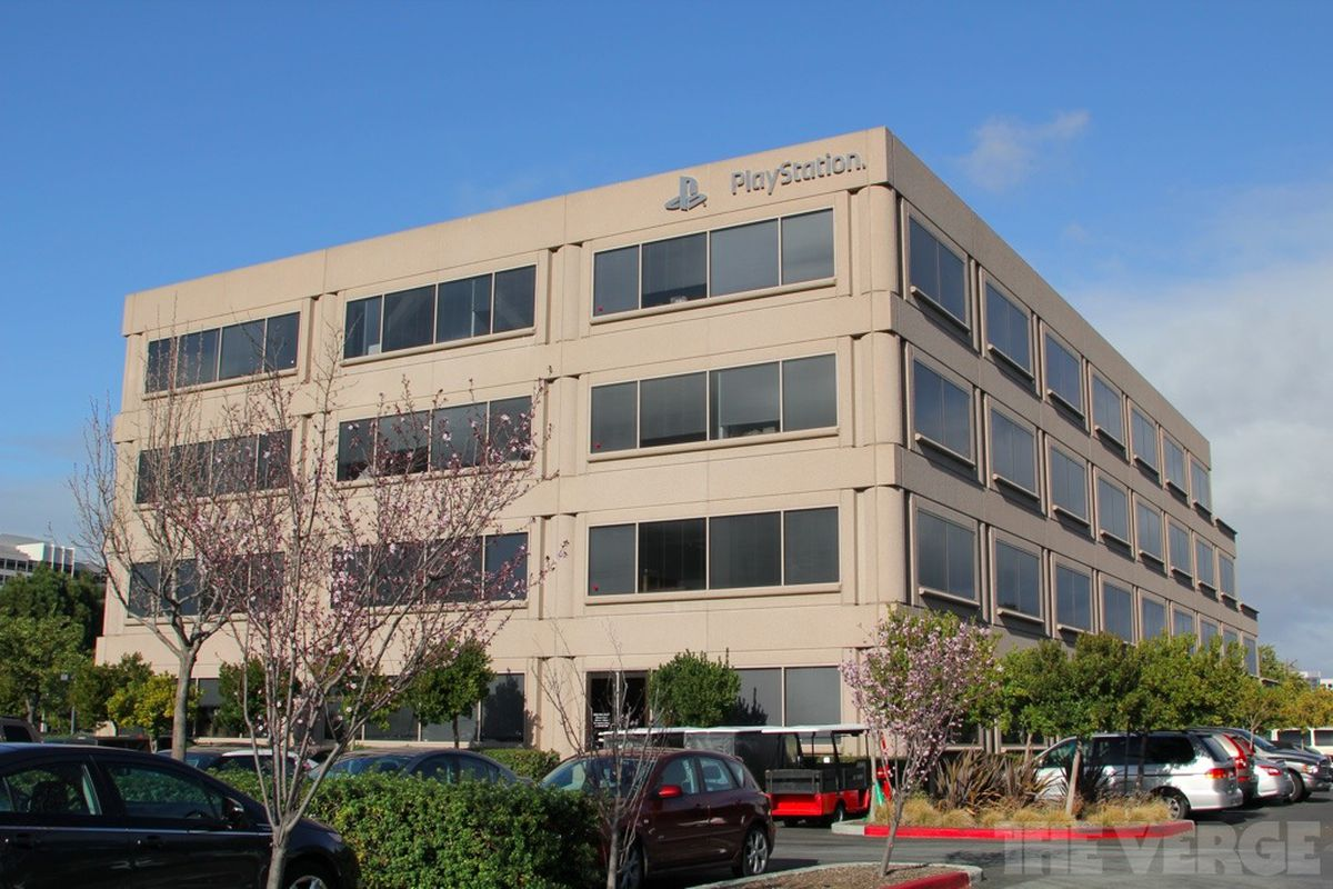 Sony PlayStation Foster City HQ stock 1024