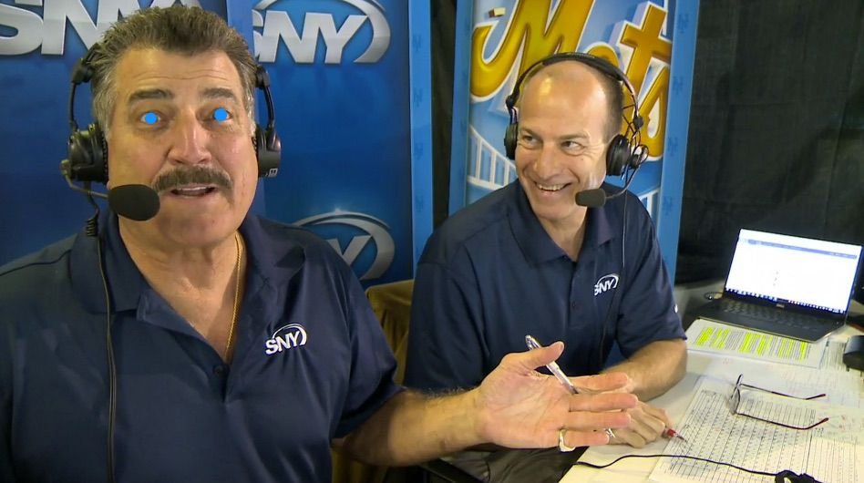 This Week In Sny Mets Booth Highlights From April 10 21