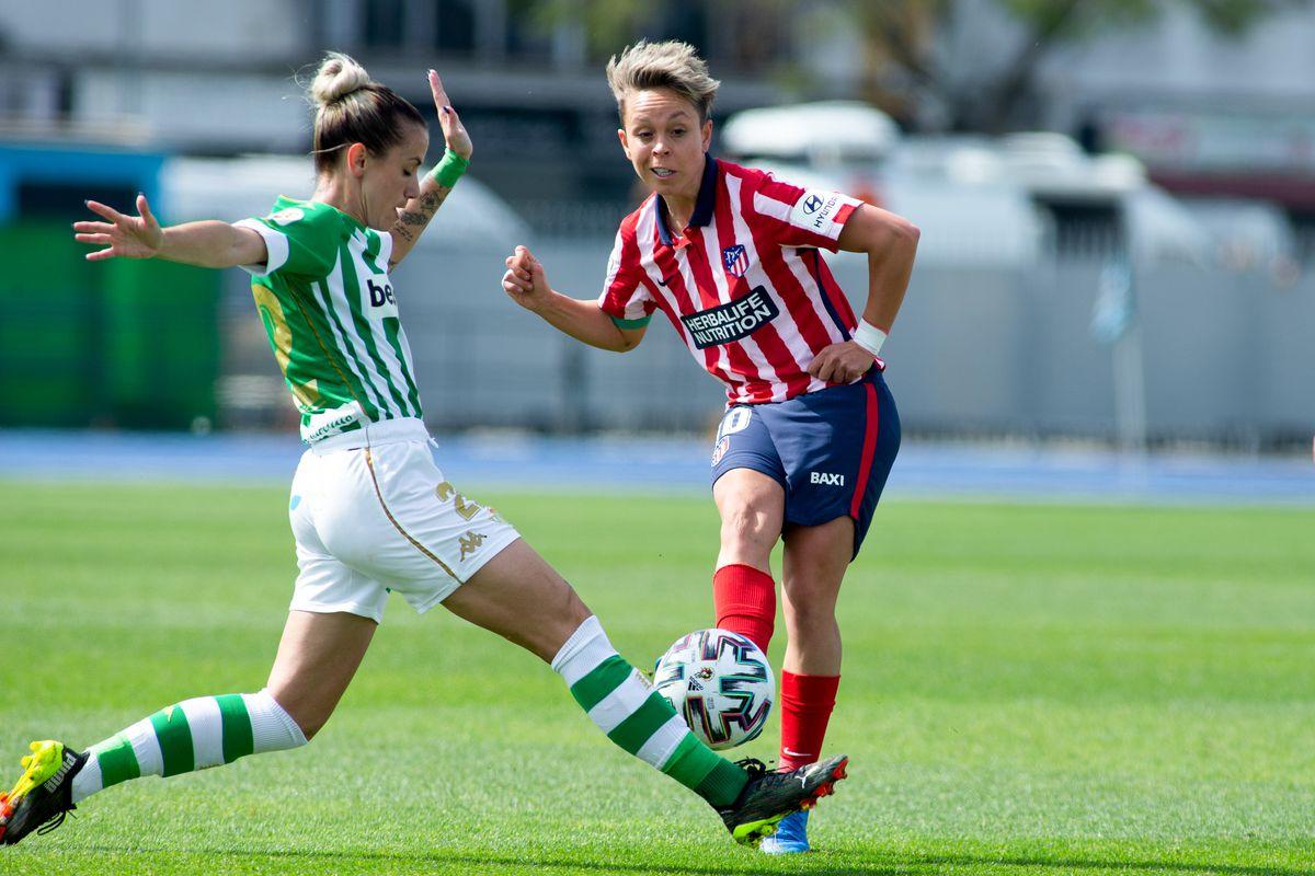 Real Betis Balompie V Atletico De Madrid - Primera Division Femenina