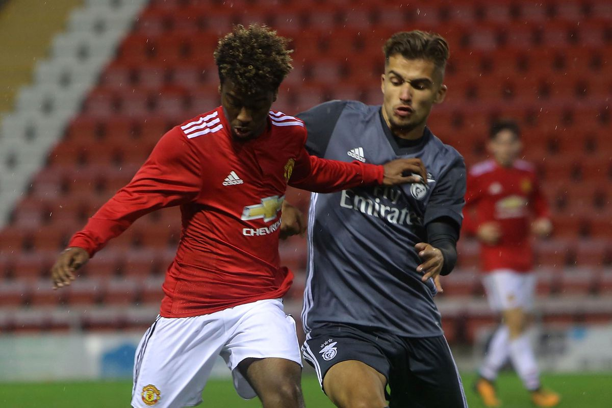 Manchester United v SL Benfica - UEFA Youth League