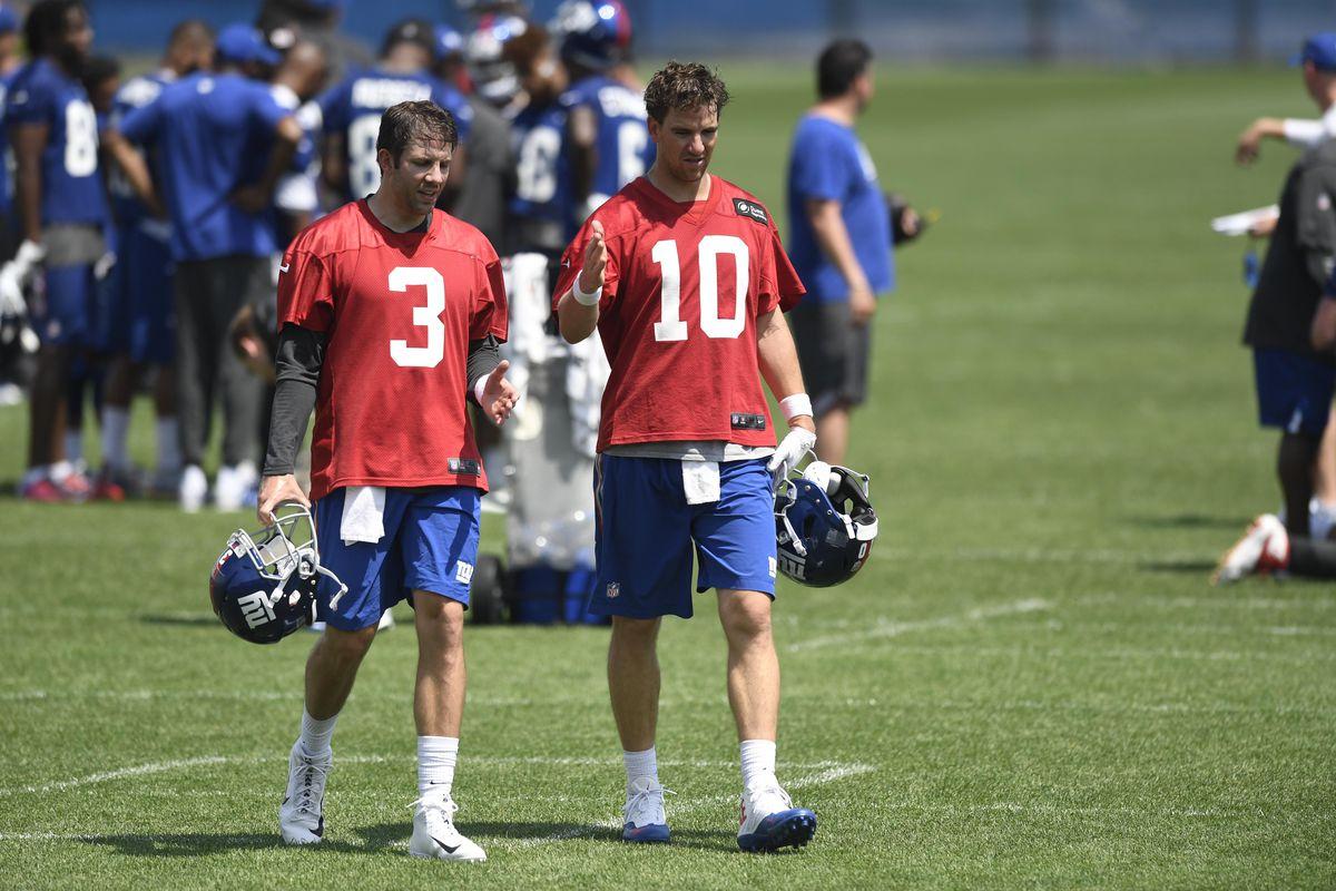 NFL: New York Giants-OTA