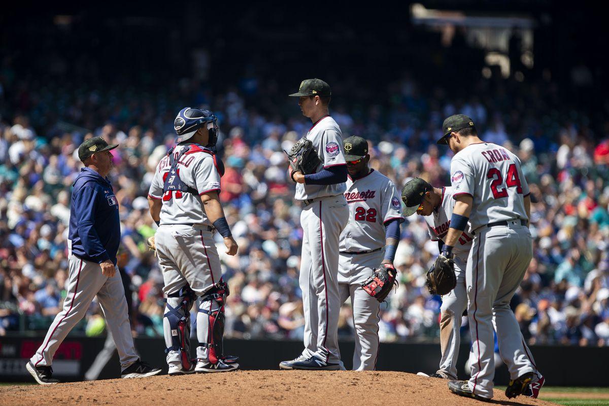 MLB: Minnesota Twins at Seattle Mariners