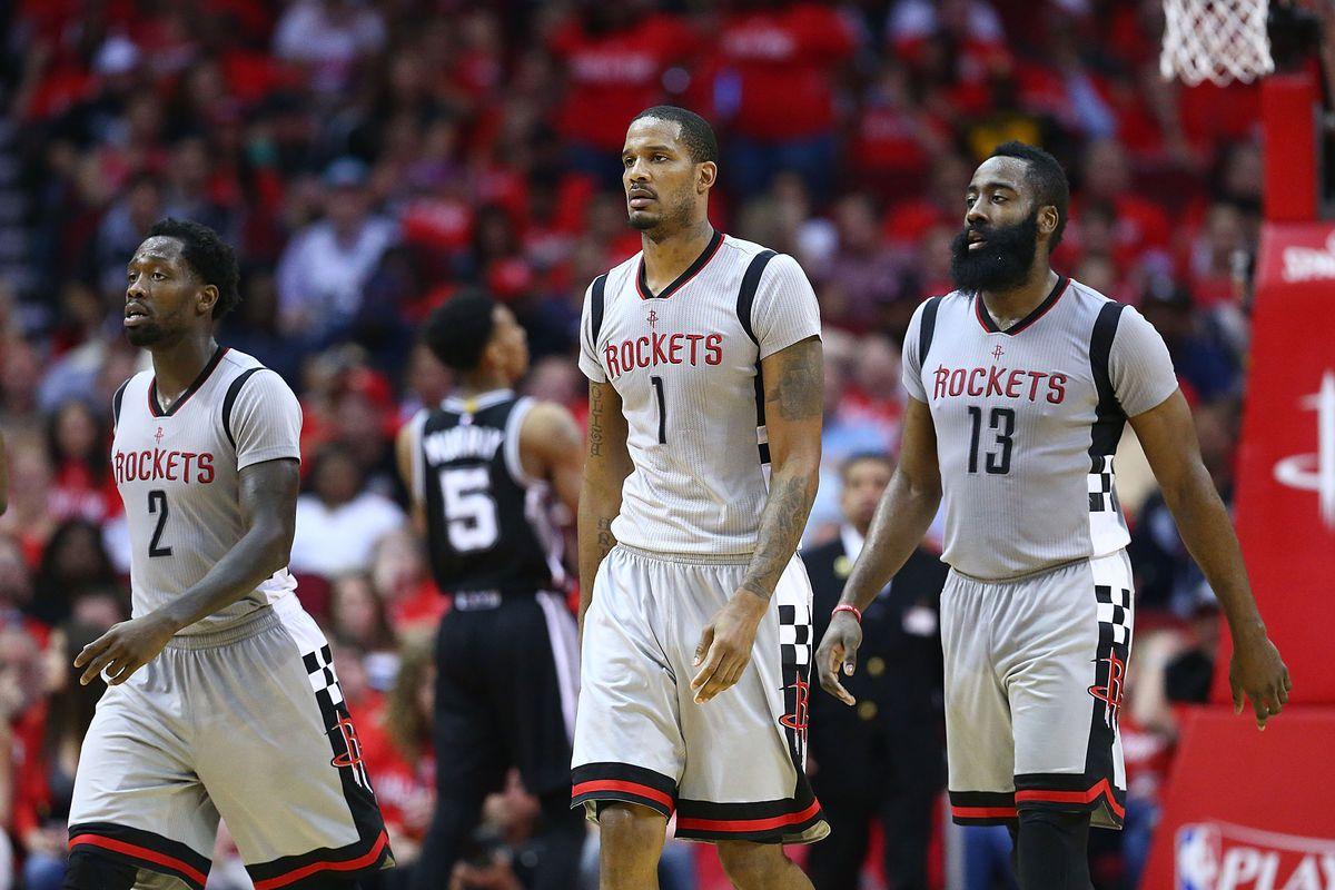 Houston Rockets News: July 27, 2017 - The Dream Shake