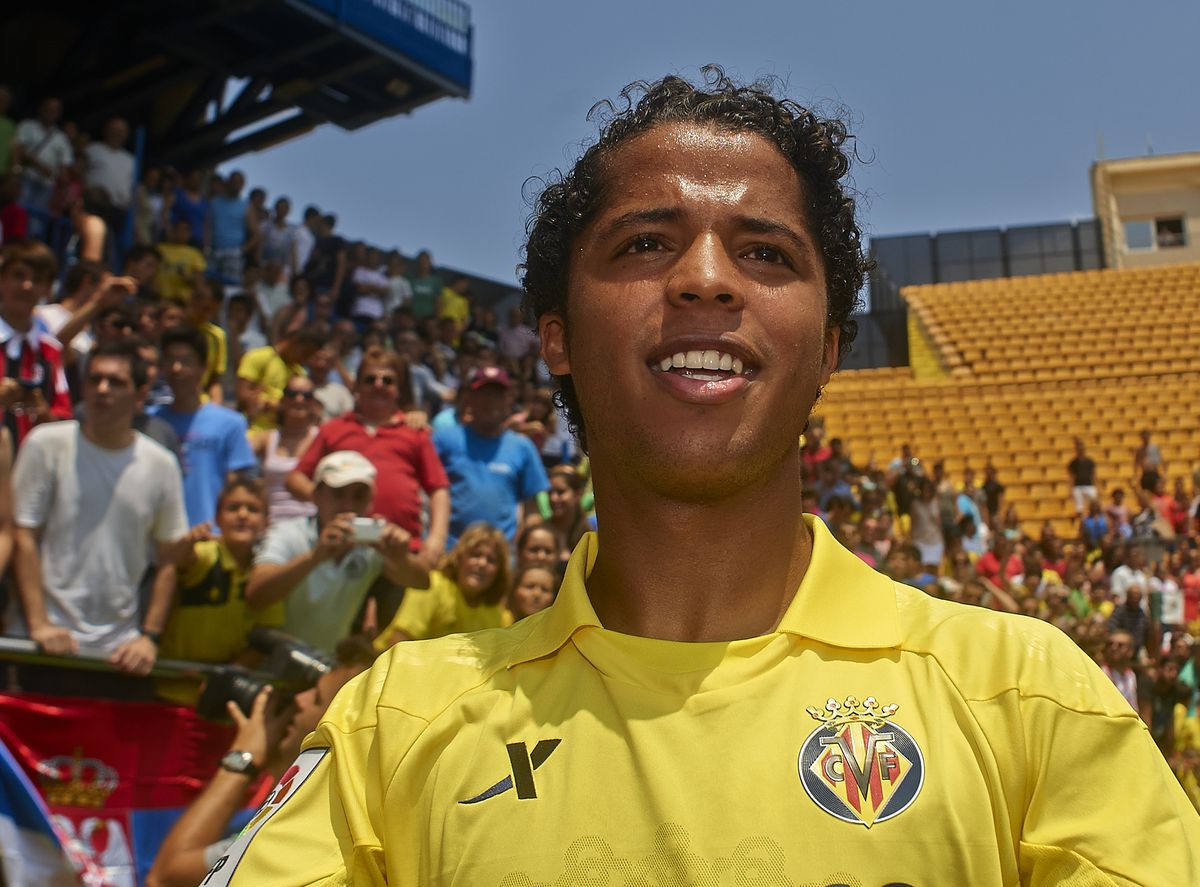 Giovani Dos Santos New Villarreal Signing Press Conference