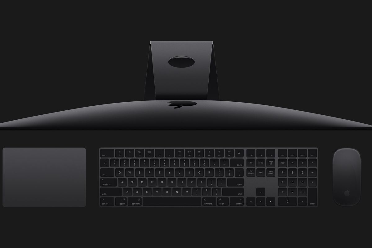 Apple says only imac pro buyers will get space gray mouse and photo apple thecheapjerseys Image collections