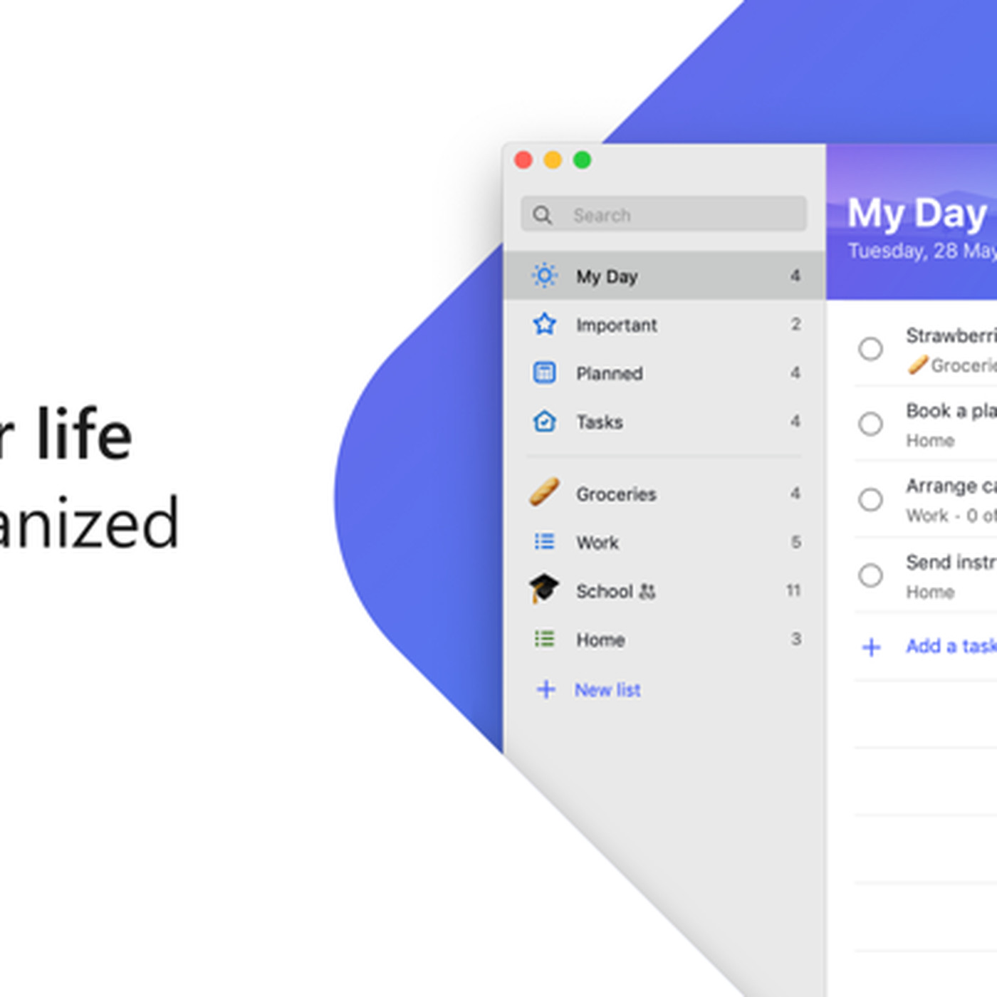 Microsoft To-Do takes another step towards replacing