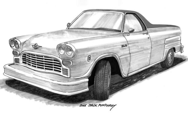 checker cab prototype