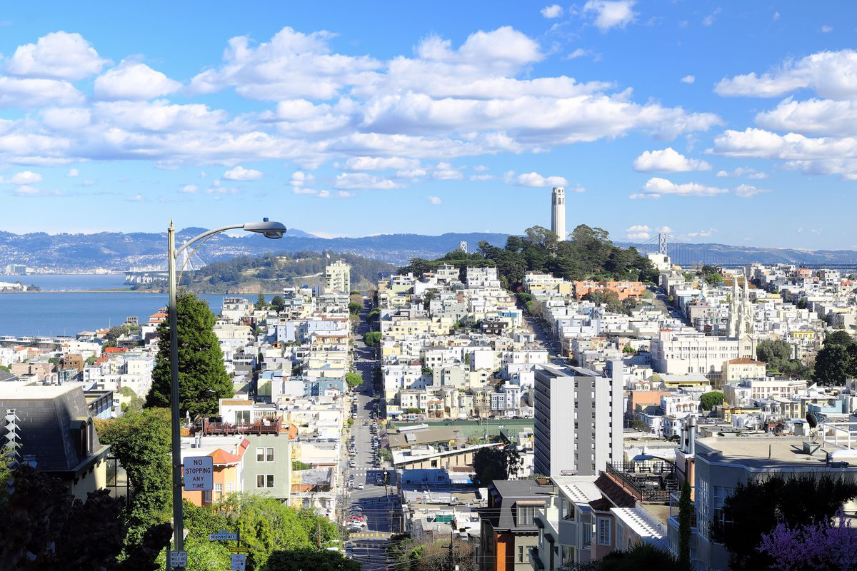 District of Russian Hill.