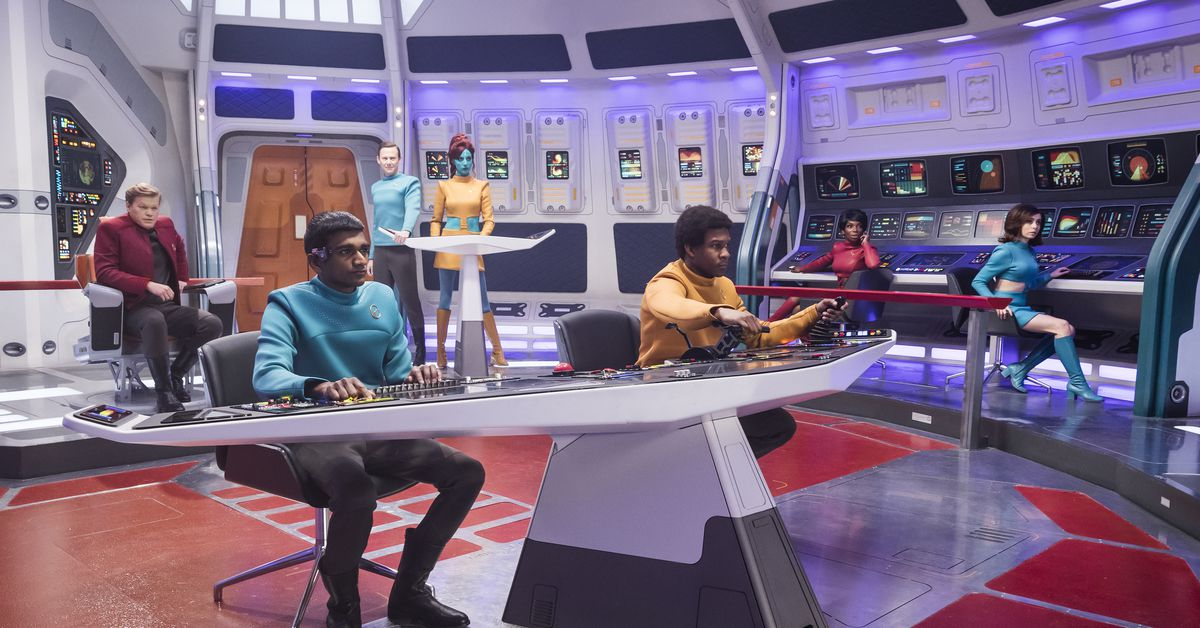 In Black Mirror's USS Callister, the true villains are real-world tech moguls
