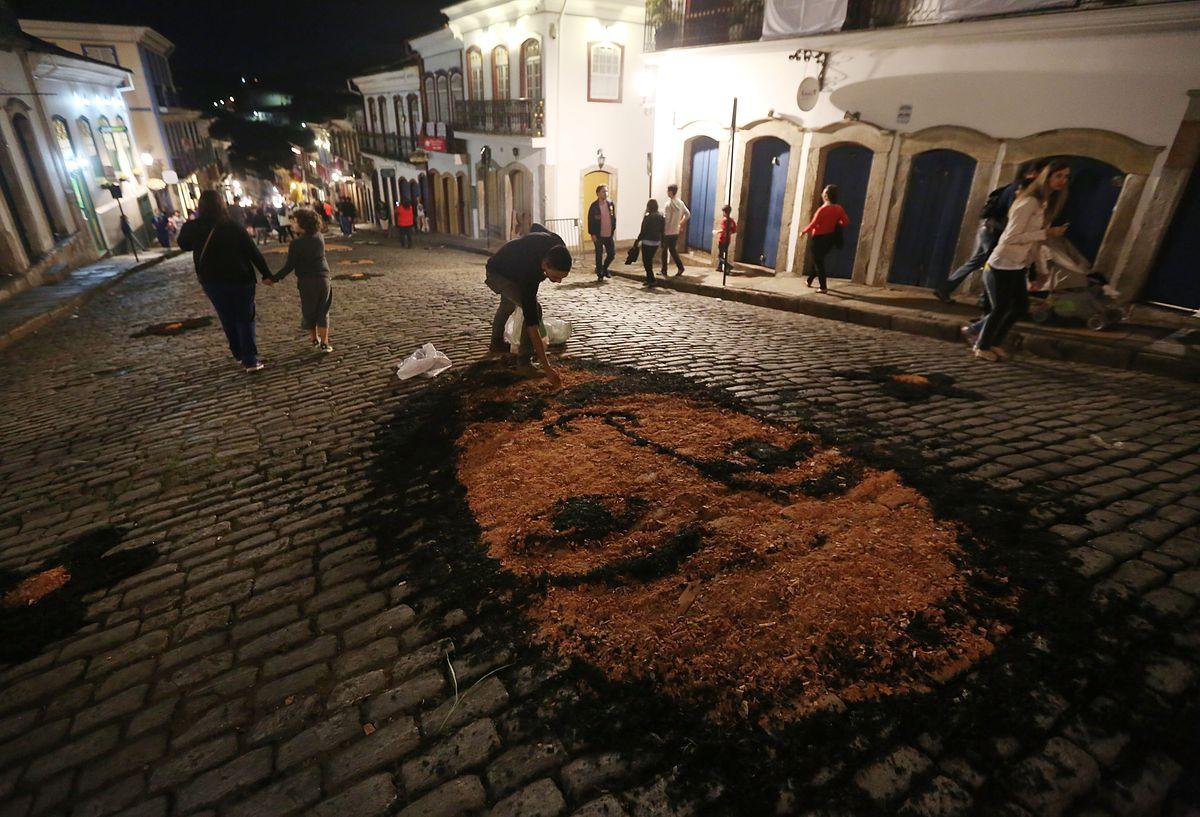 Ouro Preto Hosts Traditional Semana Santa Rituals