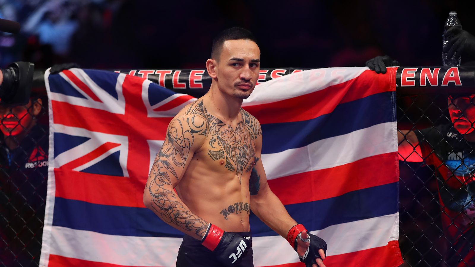 UFC 231's Max Holloway to Brian Ortega: Anything you've done, I've done better - MMA Mania