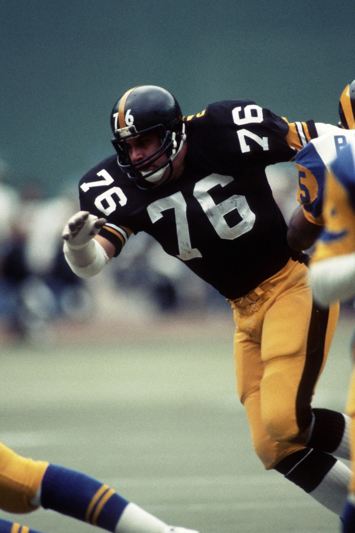Steelers John Banaszak