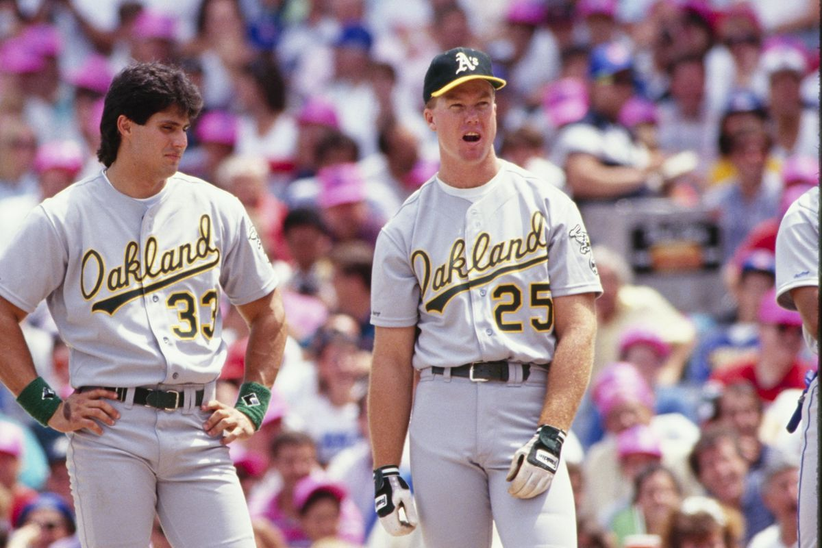 The Lonely Island wrote a song about Mark McGwire and Jose