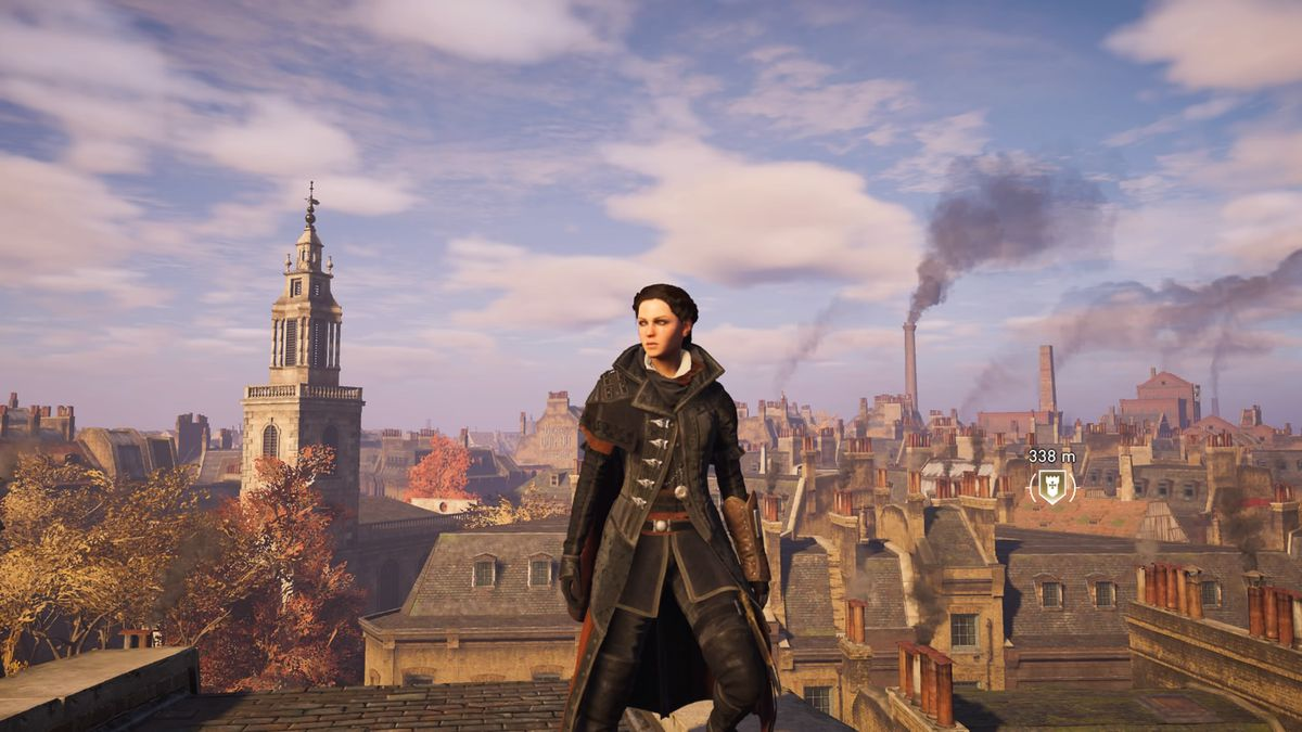 Assassin S Creed Syndicate S Gorgeous Victorian London In